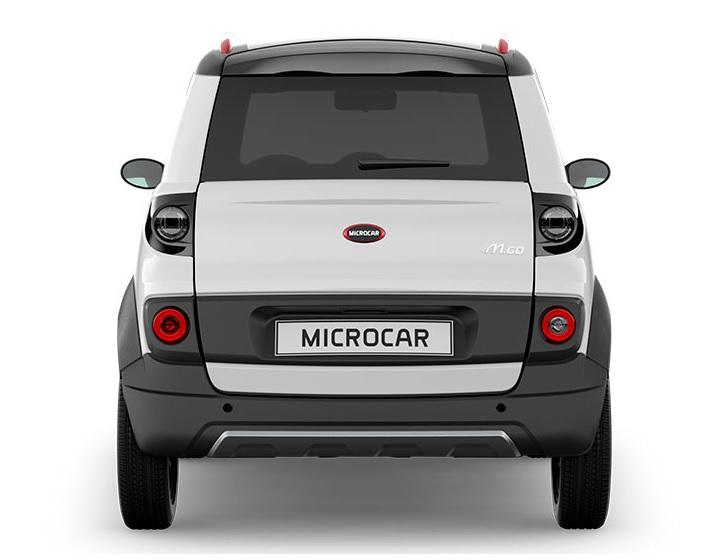 Microcar MGo